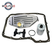 WOLFIGO 45RFE 545RFE 68RFE 4x4 Automatic Transmission Filter Pan Gasket MOPAR Speed Sensor For Dodge Ram Jeep 1999-UP 5013470AE(China)