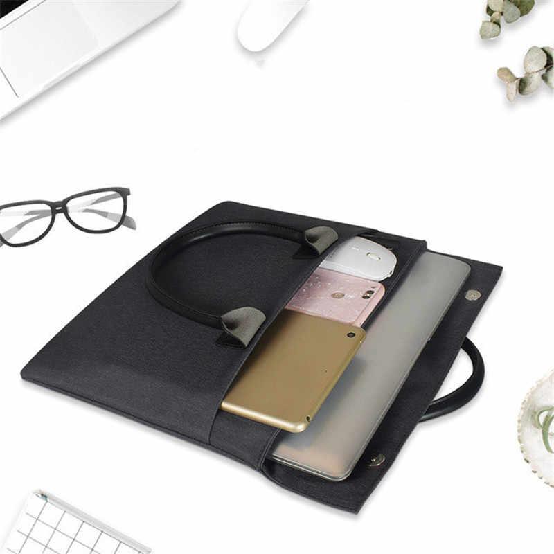 2020 חדש אופנה נשים גברים תיק מחשב נייד מקרה מקרית תיקי מחשב נייד 12 13 14 15.6 אינץ עבור Macbook אוויר 13 פרו IPAD DELL HP