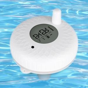 Image 3 - Inkbird Bluetooth Drijvende Zwembad Thermometer, Indoor & Outdoor Drijvende Thermometer Voor Zwembad, Bad Water, Spa S, aquarium