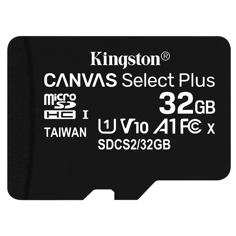 Kingston Micro-Sd-Card Class 10-Sdhc Smartphones UHS-I 128GB 32GB 16GB 256GB U1 64GB title=
