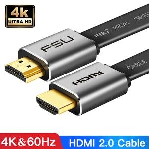 HDMI кабель сплиттер переключатель 4K * 2K 60Hz высокоскоростной кабель hdmi удлинитель для проектора компьютера ноутбука PS4 видео Кабо HDMI кабель