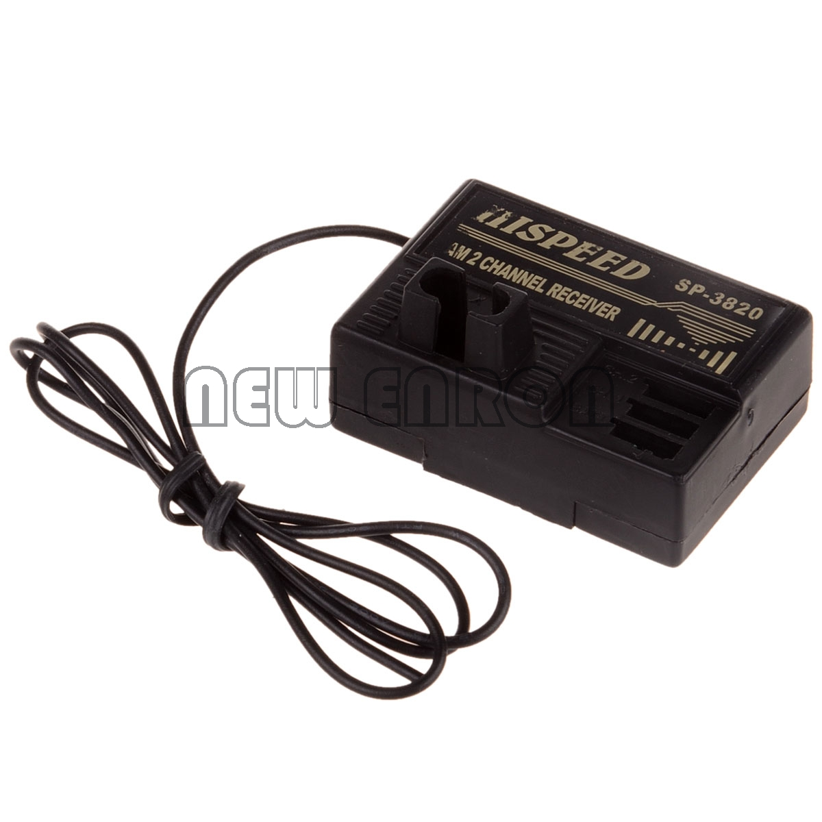 NEW ENRON 02071 AM 2 Channel HISPEED Receiver SP-3820 1/10 RC Car 94101 94105 94108 RC HSP