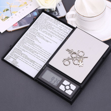 2000g/0.1g Digital Kitchen Portable Electronic Scales Pocket LCD Precision Jewelry Scale Weight Balance