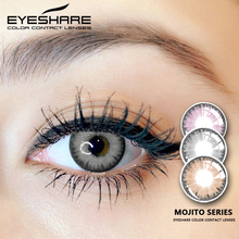 EYESHARE MOJITO Series Soft Contact Lenses Color Contacts Beauty Eye Lens Cosplay Eyes Cosmetics