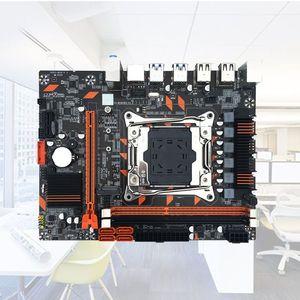 X99 DDR3 мини-материнская плата для компьютера, двухканальная память M.2, интерфейс, Настольная материнская плата, модуль
