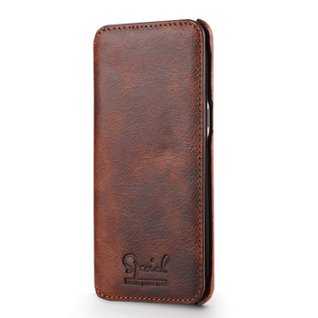 Real Leather for Samsung Galaxy S10 Plus Case S9Plus Note9 Coque Samsung S10Plus Case Flip Cover for Samsung S9 Case S10e Funda 2