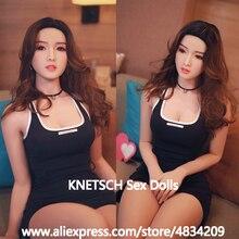 Японские силиконовые секс куклы KNETSCH 165 см для мужчин, полноразмерные реалистичные куклы для секса груди, влагалища, Реалистичная Анальная киска, куклы для орального секса