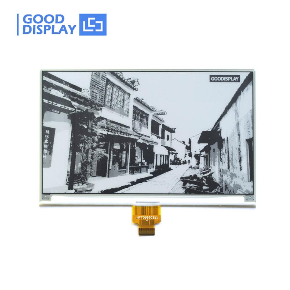 7.5 Inch Black-white E-ink Display 4 Grayscale E-paper Display GDEW075T7