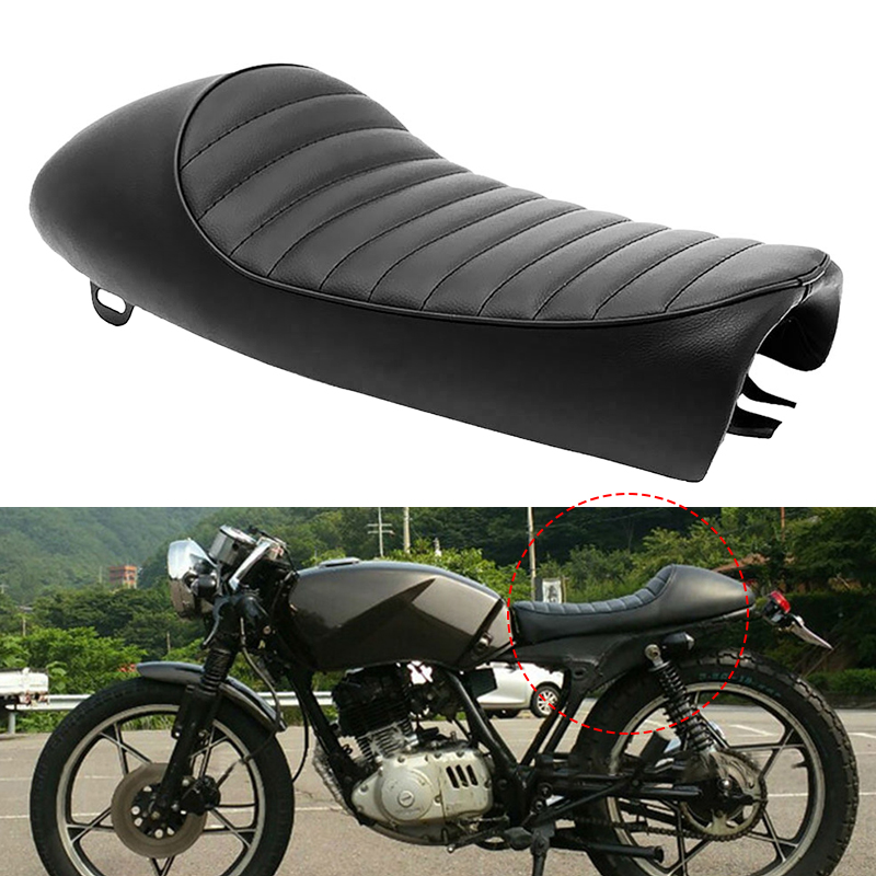 Motorcycle Hump Cafe Racer Seat For Honda CB200/350/400SS/500/750 For Yamaha SR400/500 XJ XS KZ Suzuki GN Motorcycle Accessories