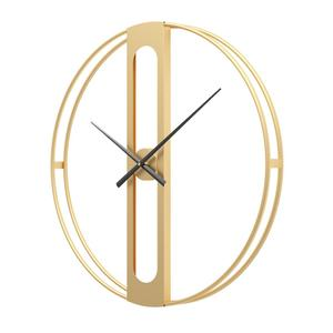 Image 3 - Nordic Metalen Wandklokken Retro Iron Ronde Gezicht Grote Outdoor Tuin Klok Home Decoratie Wandklok Modern Design Reloj Pared