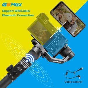 Image 4 - ใช้Feiyu G6 MAX 3แกนSplash Proof Handheld Gimbal Stabilizerสำหรับกล้องAction GoPro/โทรศัพท์/Mirrorlessกล้อง/กระเป๋ากล้อง