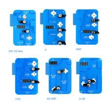 JC PRO1000S Für iPhone 6/6S/6S/6SP/7/7P/8/8P/X/XS/XR/XS Max Basisband IC Chip Programmierer motherboard Chips Lesen/schreiben Reparatur
