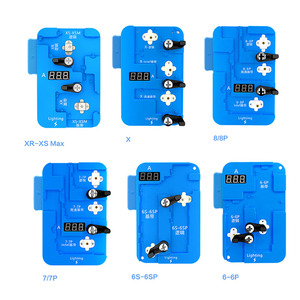Image 1 - JC PRO1000S For iPhone 6/6S/6S/6SP/7/7P/8/8P/X/XS/XR/XS Max Baseband IC Chip Programmer  motherboard Chips Read /Write Repair