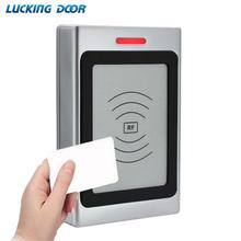 RFID Access Control Card Reader Machine 125Khz RFID Security Proximity Entry Door opener IP67 Waterproof 10000 user WG 26/34