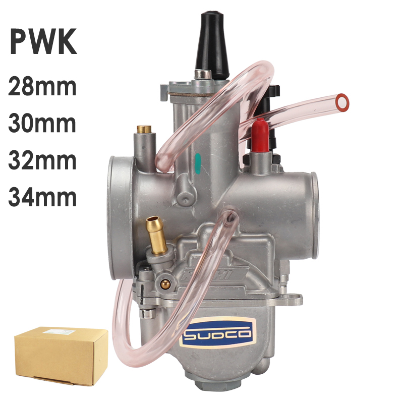 <font><b>PWK</b></font> 28 30 32 <font><b>34mm</b></font> Carb Racing Carburetor for Scooter JOG DIO KR150 RTL250 CR80 CR85R CR125 NSR50 NSR80 DT100 125 175 image