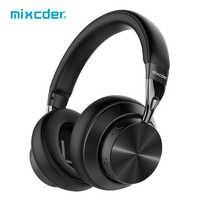 Mixcder E10 actualizado aptX auriculares Bluetooth de baja latencia auriculares inalámbricos Bluetooth auriculares bajos de Metal para juegos de teléfonos móviles