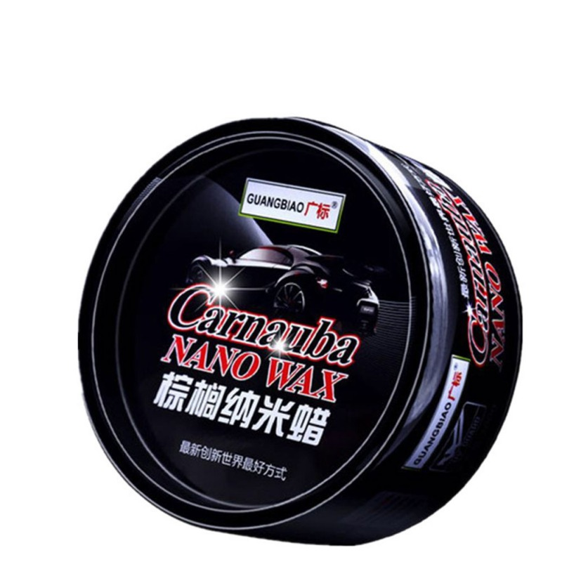 Waterproof Auto Plated Crystal Wax Polishing Coating Solid Wax Car Paint Coating Scratch Repair Car Polish Wax