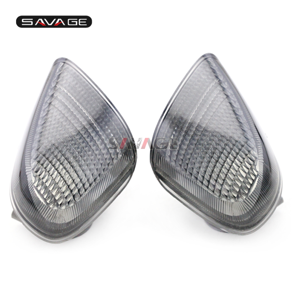Rear Turn Signal Light Lens For KAWASAKI ZZR1100D ZZR 1100 D ZX-11 NINJA 1993-2001 Motorcycle Accessories Indicator Lamp Cover