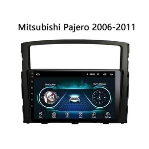Car radio for Mitsubishi Pajer
