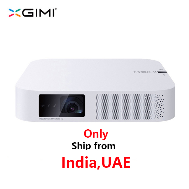 Smart Projector XGIMI Z6 Polar 1080P Full HD 700 Ansi Lumens LED DLP Mini Projector Android 6.0 Wifi Bluetooth Smart Home Theat image