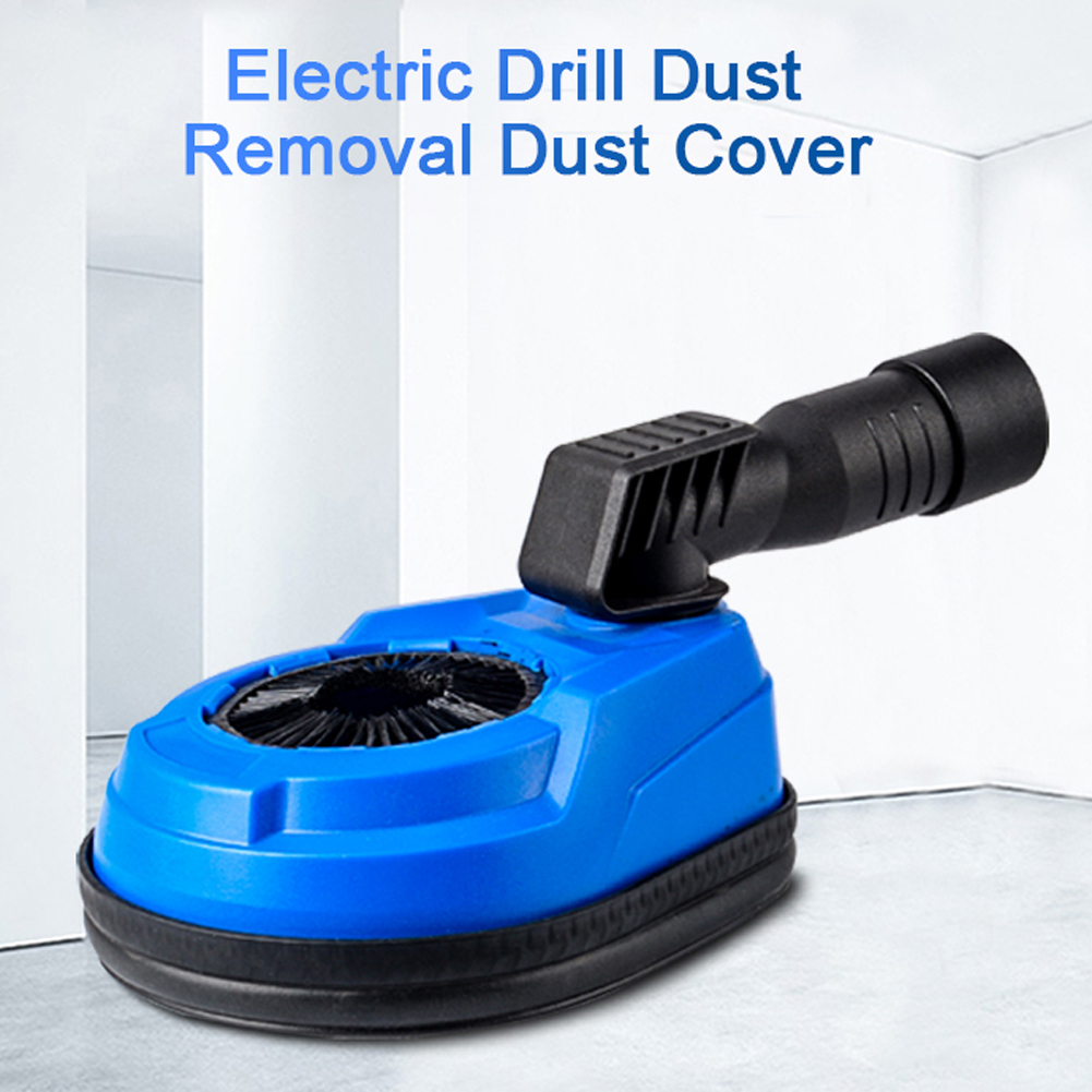 Universal Drilling Dust Shroud For Dust Collection Drilling And Rotary Hammer Dust Extraction Attachment Drop Shipping D6