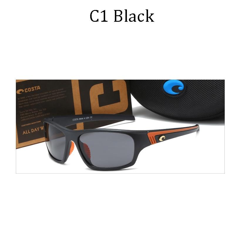 Blackfin Tuna Alley 580P COSTA Sunglasses Anti Reflective Surfer Goggles UV400