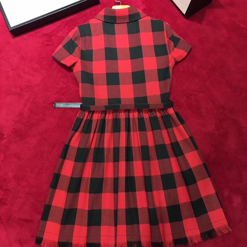 Nouveau Boho robe rouge femmes longues robes élégant bal De promo robe plissée fête nuit Maxi robes femmes - 2