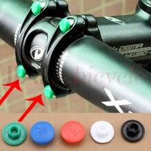 MUQZI MTB Bike Aheadset Stamm Schraube Kappe Mountainbike Rennrad Faltbare Fahrrad M5 Hexagon Schrauben Kappe Radfahren Zubehör