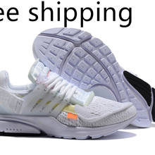 2020 new authentic presto wo 2.0 black and white mixed casual shoes men's and wo