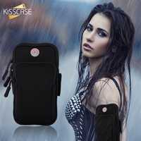 FLOVEME Armband For iPhone 7 6S Plus XS Max XR Universal Sport Running Bag For iPhone 7 6 Plus Mobile Phone Arm Band Pouch