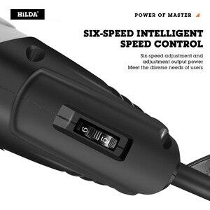 Image 5 - HILDA 400W Mini Elektrische Bohrer Für Dremel Rotary Werkzeuge Variable Speed Grinder Schleifen Toolwith Gravur Zubehör Mini Bohrer