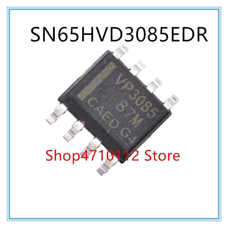 Free Shipping NEW 10PCS/LOT SN65HVD3082EDR SN65HVD3082 VP3082.SN65HVD3085EDR SN65HVD3085 VP3085 SOP-8