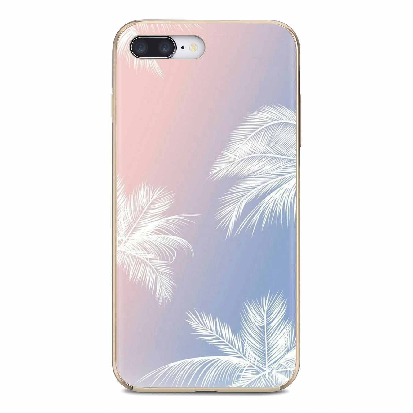 Tropic Beige And Rose Gold Wallpaper For Iphone 11 Pro 4 4s 5 5s Se 5c 6 6s 7 8 X Xr Xs Plus Max For Ipod Touch Soft Tpu Case Fitted Cases Aliexpress