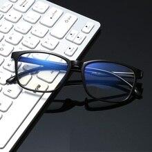 Anti Blue Light Glasses Frame Women Optical Eyeglasses Men Retro Computer Spectacles Fashion Lunettes De Soleil Gaming Gafas