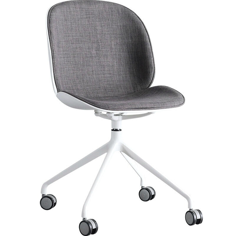 Computer chair back simple home study office chair swivel wheel Nordic creative ins staff office chair