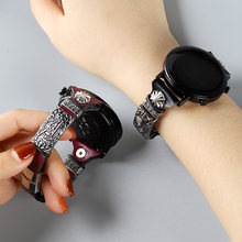 Ремешок для часов huawei watch gt 2 2e кожаный браслет honor