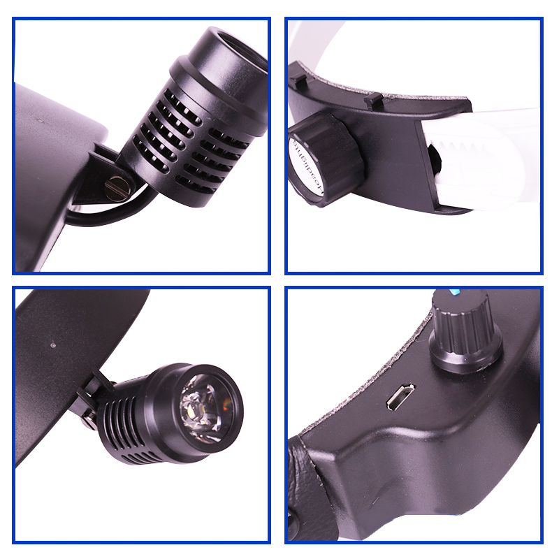 luz lâmpada dental integrado lâmpada de operação