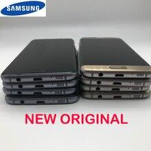 2560x1440 ORIGINAL 5.5 Super AMOLED จอแสดงผล LCD ที่มีกรอบสำหรับ Samsung Galaxy S7 EDGE G935 G935F G935FD LCD Touch Screen