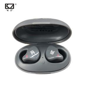 Image 1 - KZ S1 S1D TWS Wireless Bluetooth 5.0 Touch Control Earbuds Dynamic Hybrid Driver Unit Bluetooth Earphone ZSX E10 P1 ZST ZSN T1