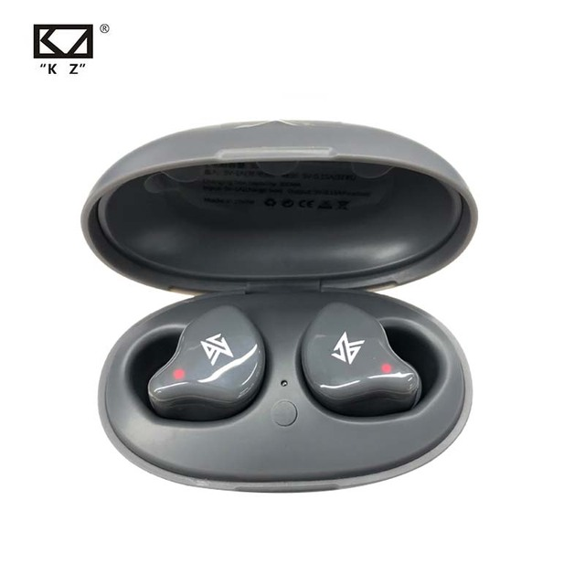 KZ S1 S1D TWS Wireless Bluetooth 5.0 Touch Control Earbuds Dynamic Hybrid Driver Unit Bluetooth Earphone ZSX E10 P1 ZST ZSN T1