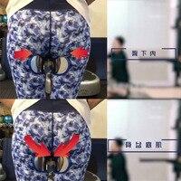 Yoga Hip Trainer Pelvic Floor Inner Muscle Thigh Buttocks Exercise Bodybuilding Home Fitness Beauty Equipmen