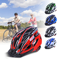 Bike Cycling Helmet Ultralight EPS+PC Cover MTB Mountain Road Bicycle Helmet Integrally mold Breathable Hat Cycling Safely Cap|Bicycle Helmet| |  -