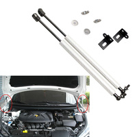 Car Styling Front Hood Bonnet Modify Gas Struts Lift Support Shock Damper for Hyundai IX35 2010 2015 for Hyundai Tucson Absorber