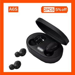 headphones wireless earphones for Xiaomi Redmi Air 5.0 dots TWS wireless bluetooth earphone with mic HD sound for honor redmi(China)