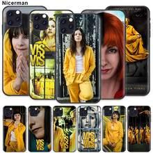Vis a vis Case for Apple iPhone 11 X XR XS Max 7 8 6 6S Plus 5 5S SE 5C Black Silicone Phone Cover Shell трусы vis a vis vis a vis vi003ewsoq12