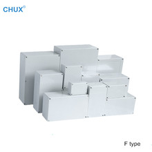 Waterproof Plastic Junction Box Enclosure Electronic Instrument Housing Case Electrical Project Outdoor Boxes F type 1 piece lot 280x195x86mm grey abs plastic ip65 waterproof enclosure pvc junction box electronic project instrument case