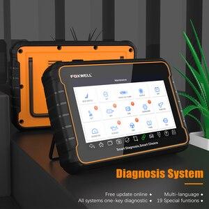 Image 5 - Foxwell GT60 OBD2 Профессиональный автомобильный диагностический инструмент полная система на ABS SRS DPF EPB 19 сброс сервиса ODB2 OBD2 автомобильный сканер
