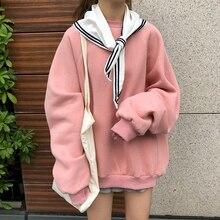 Wholesale Women Sweatshirt Loose Pullove