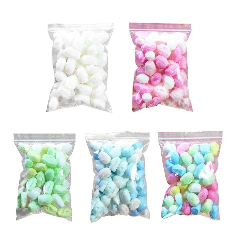 Simulation Silkworm Shell Epoxy Resin UV Glue Crafts Manual DIY Plasticine Slime Filling Material Homemade Art Craft Tool