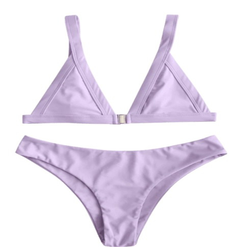 Available In A Three-tone Bikini With Front And Back Buttons And A Sexy Bathing Suit For Teenage Girls